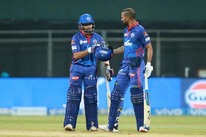 DC VS CSK, IPL 2021